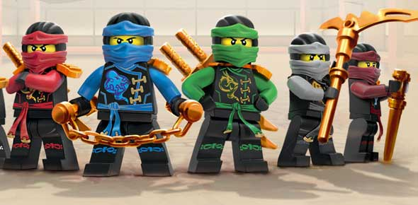 What Lego Ninjago Character Are You? - ProProfs Quiz