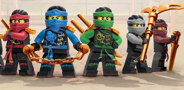 What lego ninjago character are you proprofs quiz - Photo lego ninjago ...