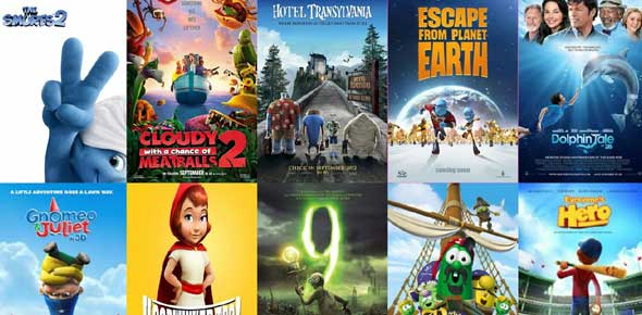 Animated Movie Quizzes, Animated movie Trivia, Animated movie Questions