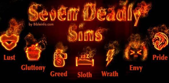 seven deadly sins Quizzes & Trivia