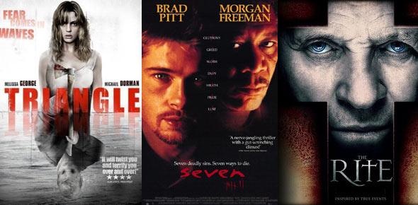 thriller movies Quizzes & Trivia