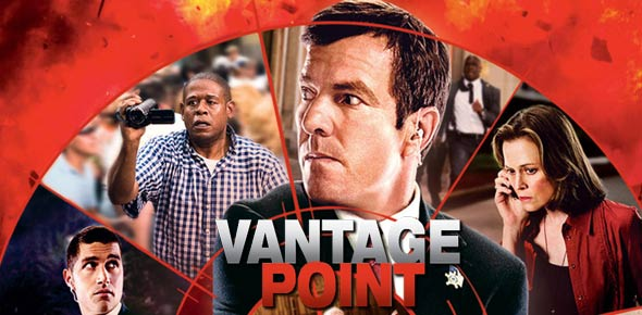 Vantage Point (2008) Movie Quiz - ProProfs Quiz