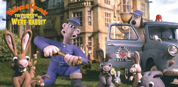 Wallace Gromit In The Curse Of The Were Rabbit 2005 Movie Quiz Proprofs Quiz