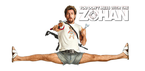 Don't Mess With The Zohan Game - YouTube