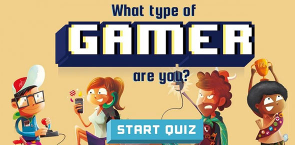 What Type Of Gamer Are You Quizzes & Trivia