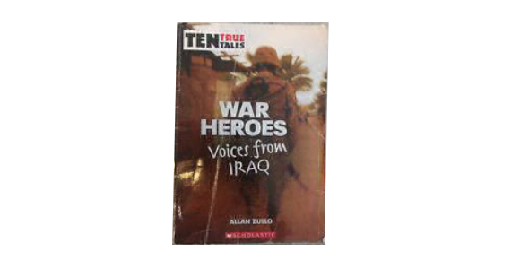 war heroes voices from iraq Quizzes & Trivia