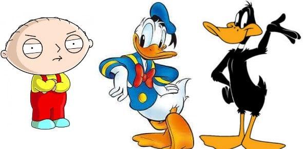 Mickey Mouse To Sponge Bob: What Cartoon Character Am I