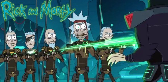 Rick And Morty Quiz! - ProProfs Quiz