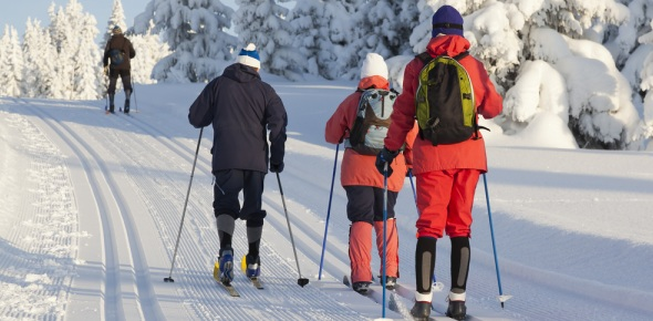 cross country skiing Quizzes & Trivia