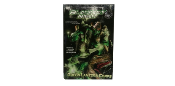 green lantern corps Quizzes & Trivia