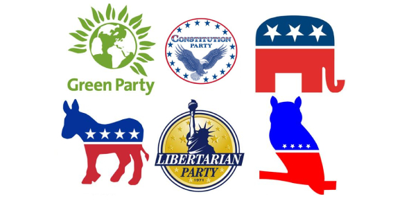 US Political Party Quizzes & Trivia