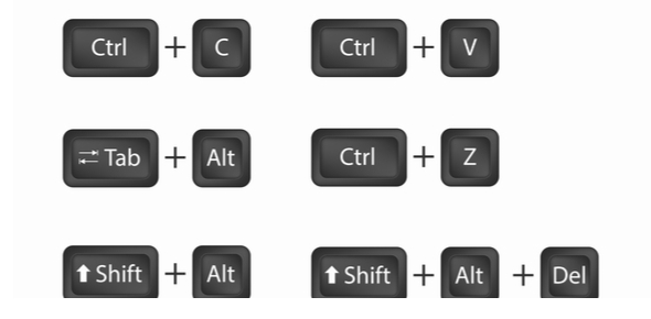 computer shortcut key Quizzes & Trivia