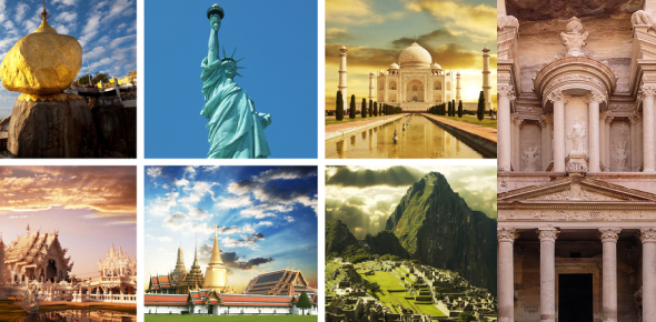 Wonders Of The World Quizzes Online, Trivia, Questions & Answers