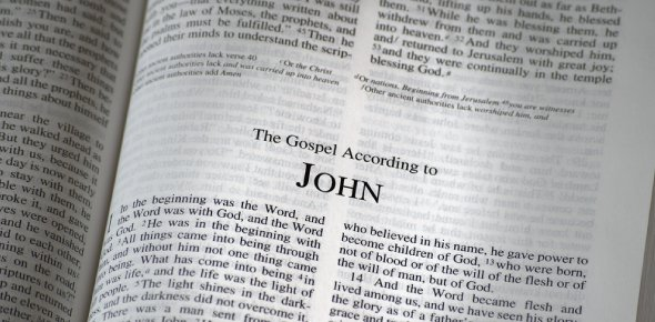 Gospel Of John Quizzes, Gospel Of John Trivia, Gospel Of John Questions