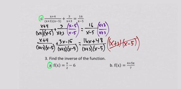 integrated mathematics Quizzes & Trivia