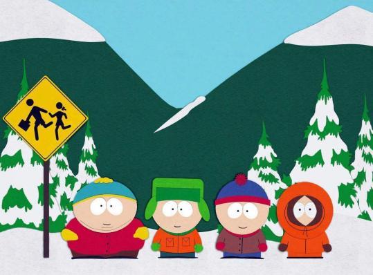 �que Personaje De South Park Eres?