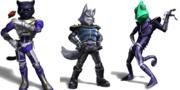 Star Wolf Or Star Fox?