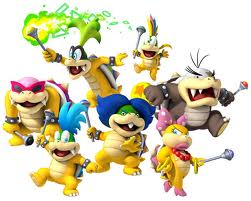 Which Koopa Kid Are You(Not The Ones From The TV Series)