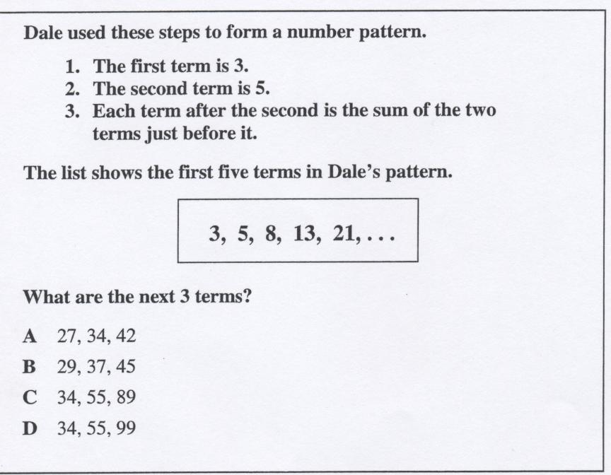 602stilwell - 6th Grade - Math - Benchmark 1 - ProProfs Quiz