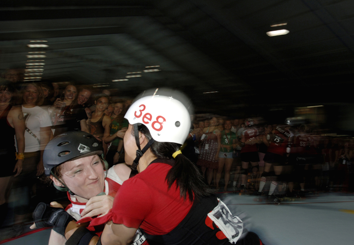 Roller Derby Rules