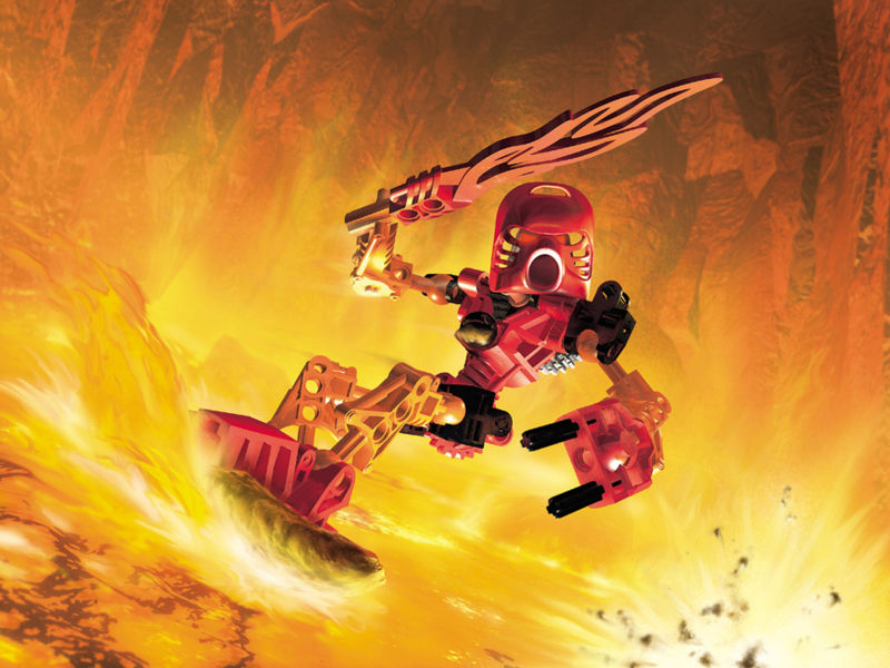 Ultimate 2001 To 2010 Bionicle Quiz