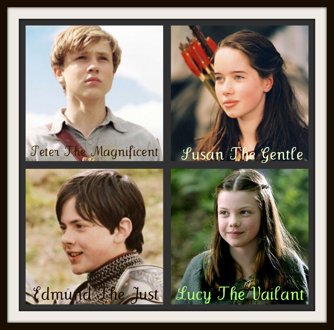 Which Pevensie Are You?