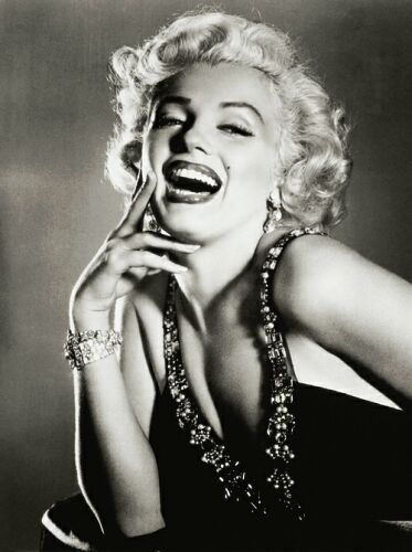 Marilyn Monroe (Anaelle And Ma�lys)
