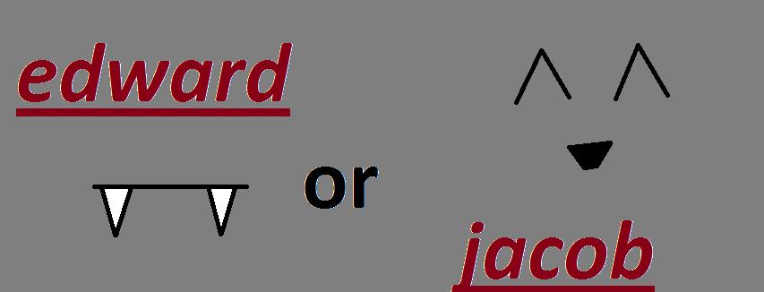 Do You Belong With Edward Or Jacob