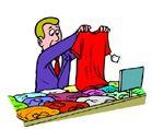 Shopping For A Skirt