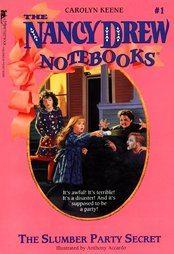 Slumber Party Secret (Nancy Drew)