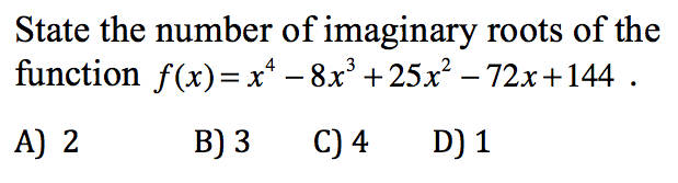 Pre-calculus Chapter 2 Test