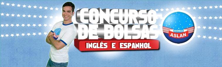 Concurso De Bolsas Aslan Tamandar� 2011