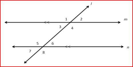 Etg - Angle Pair Relationships