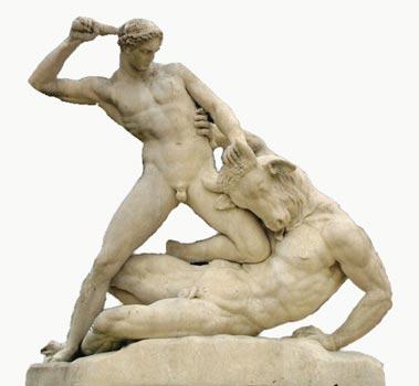 Theseus, The Legendary Hero Of Athens