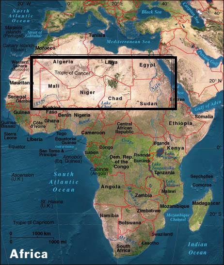 Africa Presentation  Test