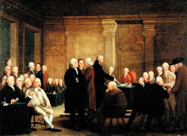 Unit 1 Test: Foundations Of American Govt