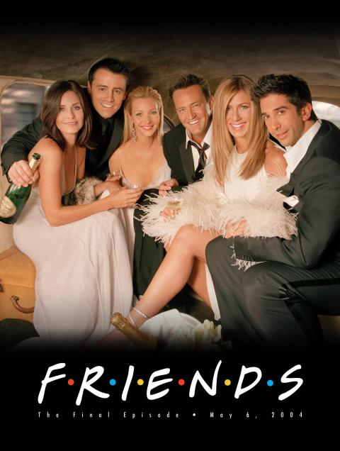 The Ultimate Friends Quiz