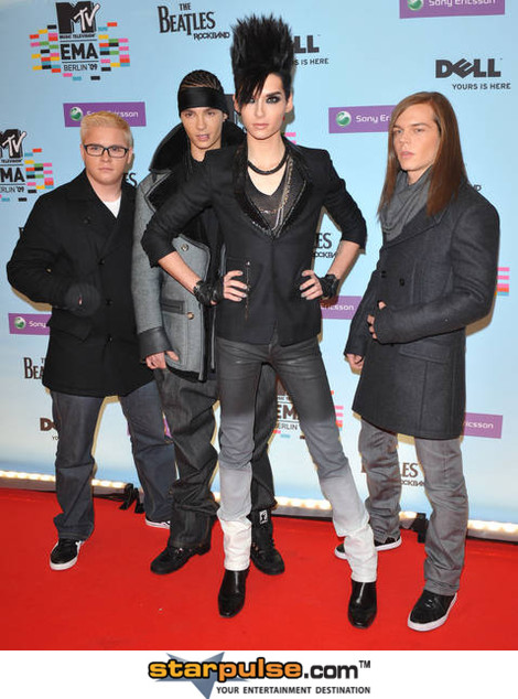 How Well Do You Know Tokio Hotel?
