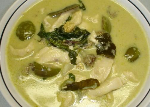 Thai Food By Visaka