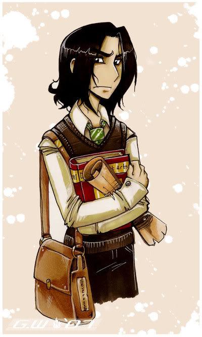 Do You Know Severus Snape? (Really Easy)
