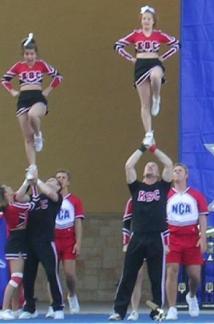 Cheerleading Stunt Quiz!