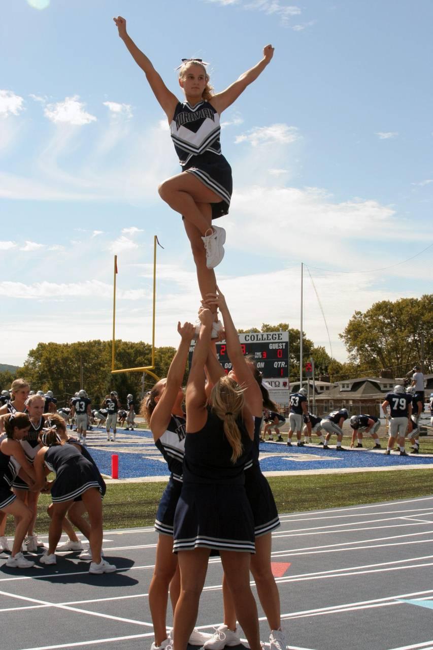 cheerleading 101 proprofs quiz