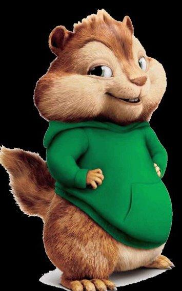 Theodore The Chipmunk Quiz: Whitch Chipmunk
