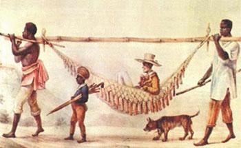 Brasil Colonial - Escravid�o