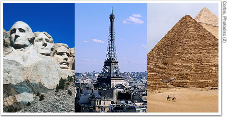 Can You Identify These Historical Landmarks?