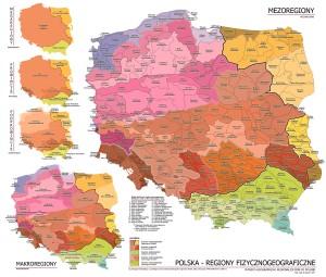 Geografia Fizyczna Polski  Test Powt�rkowy