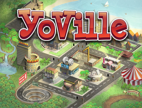Yoville 2009 Prize Giveaway