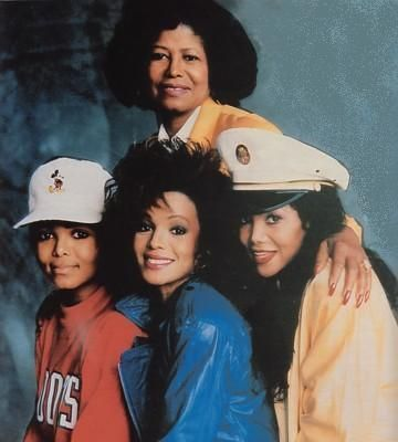 Are You A Jackson Sister? Latoya, Janet Or Rebbie Or None?