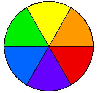 Colours - Segpa