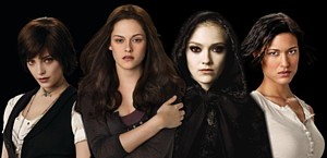 What Twilight Female Are You?